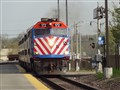 Metra Commuter Train