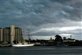 Buenos Aires under a tempest