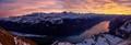 Sunset on Brienzer Rothorn