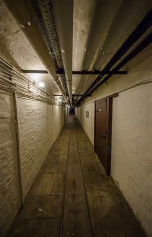 Tatton Park Mansion Cellar