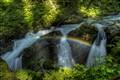 Sol Duk Falls - Olympic Peninsula, WA
