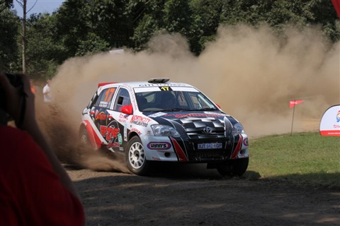total rally 2012