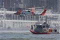US Coast Guard Excersice