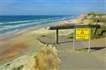 Coast erosion