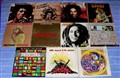 bob marley vinyl collection