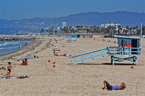 Life Guard Venice Beach-