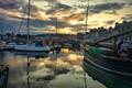 Scottish Harbour.
