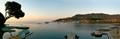 Dawn In San Margherita, Italy