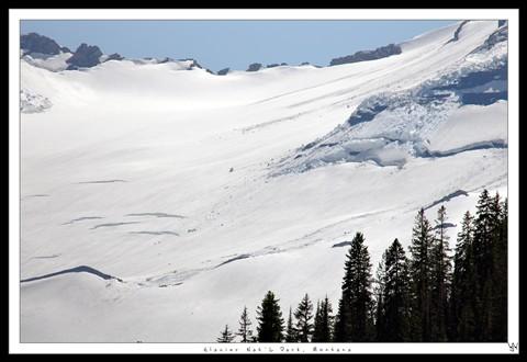 Glacier Avalanche