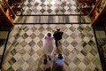 wedding entrance ....
