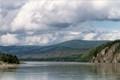 Yukon River-Dawson City