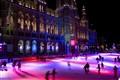 Skating in Vienna