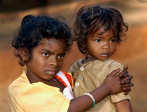 Sisters-India