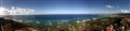 Panorama From Top of Diamond head 1sm c