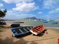 Mindelo waterfront