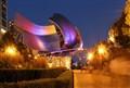 Pritzker Pavilion, Chicago, Frank Gehry Architect, 2004