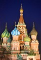 Saint Basil's Cathedral,Moscow,architects Barma and Postnik,completion 1561