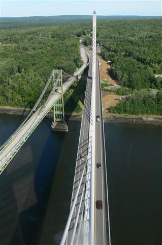 Two bridges
