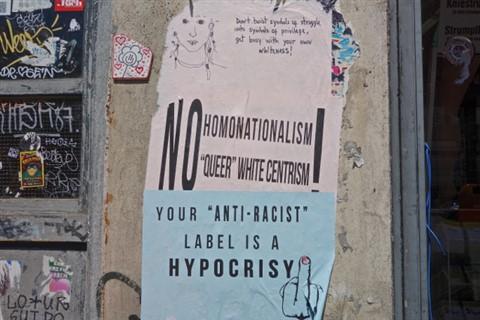Anti-homonationalism. Berlin, 2013