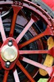 Steam Engine Wheel and Brake