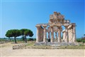 Greek Temple, Paestum, Italy