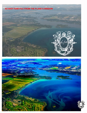 Over West Island-Areal Photography-Montreal Photographer Hera Bell