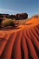 Monument Valley Sand Sculpture