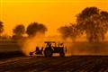 Tractor;  Dawn Till Dusk