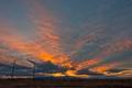 Colorado Praire Sunset