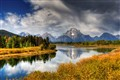Oxbow Bend, Grand Teton National Park