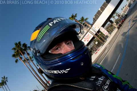 David Brabham, Long Beach Grand Prix 2010 - American Le Mans