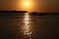 Sunset in Gili Meno