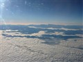 Southern Alps in the morning