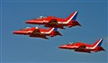 Red Arrows, Fairford, England
