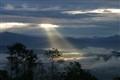Sunrize in Nepal