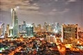 Makati Skyline @ Night