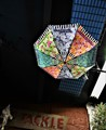 umbrella above