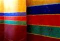 Tibetan Wall
