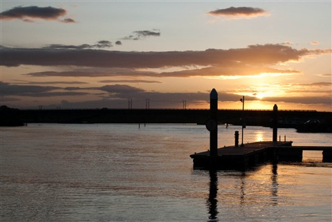Athlone_sunset