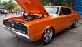 1966 Dodge Charger - Orange