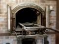Oven at Dachau