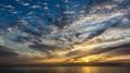 Sunset over La Gomera