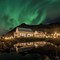 Night In Seydisfjordur Iceland