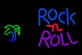 'Rock n Roll' in Neon