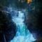 Twilight Upper Qualicum Falls
