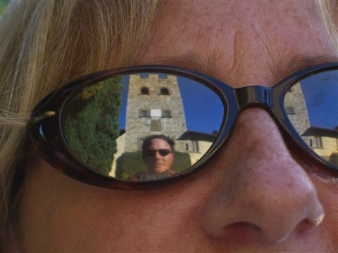 Reflection Glasses Italy