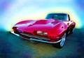 """""""Some Kind of Wonderful,"""" a Chevrolet Corvette, C2 series from 1963 to 1967."""