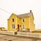 Yellow House Bonavista Newfoundland: