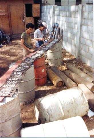 Indonesian labor