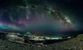 McMurdo Magic among the Universe
